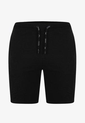 OTTOMAN - Tracksuit bottoms - black