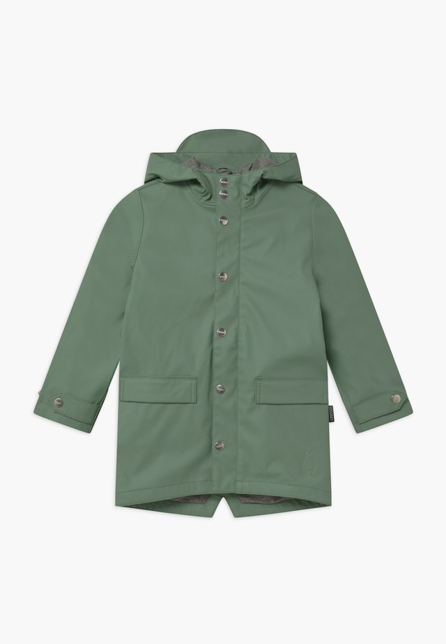 LAZY GEESE UNISEX - Veste imperméable - green bay