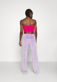Juicy Couture - BABE - Top - fluro pink - 3