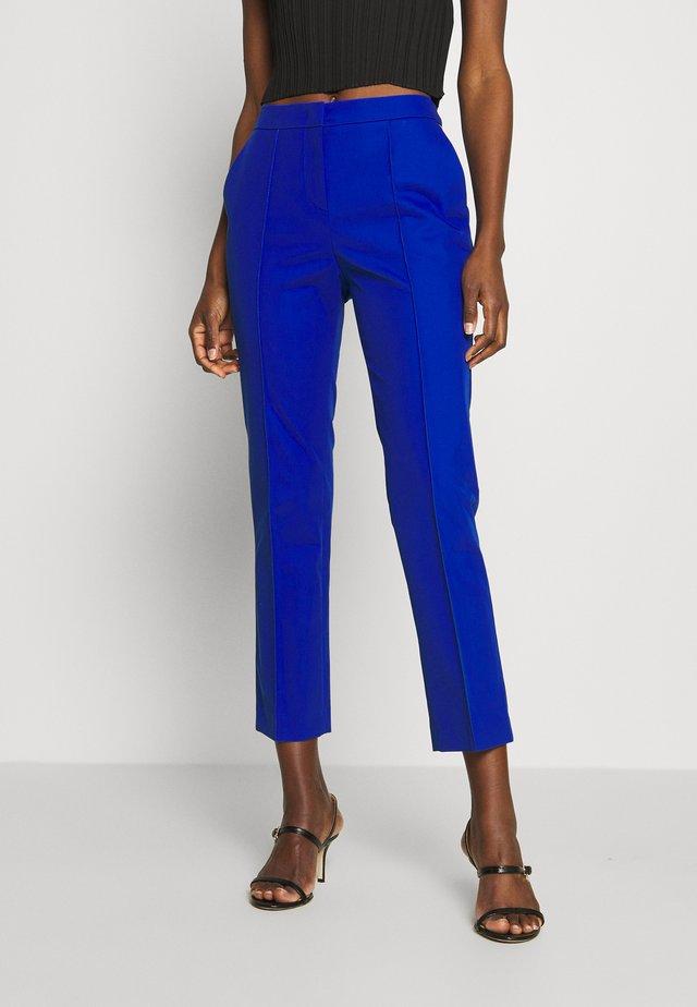 Pantalon classique - blau