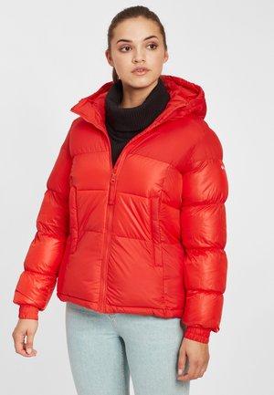 PIKE LAKE - Winter jacket - bold orange