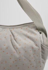 Lässig - TWIN BAG TRIANGLE SET - Sac à langer - light grey - 2