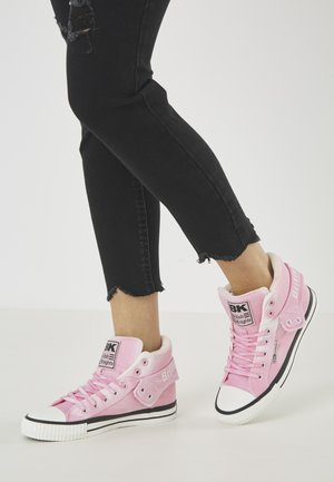 ROCO - High-top trainers - pink