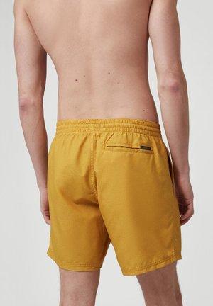 Bañador - yellow ao