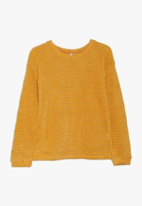 Kids ONLY - KONCAMILLE - Sweter - cadmium yellow - 0