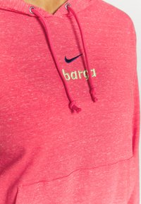 Nike Performance - FC BARCELONA GYM HOODIE - Club wear - fusion red/deep royal blue - 3