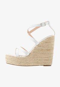 BEBO - FARRAH - Sandaler med høye hæler - white - 1
