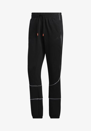 D.O.N. ISSUE #2 FLEECE JOGGERS - Tracksuit bottoms - black