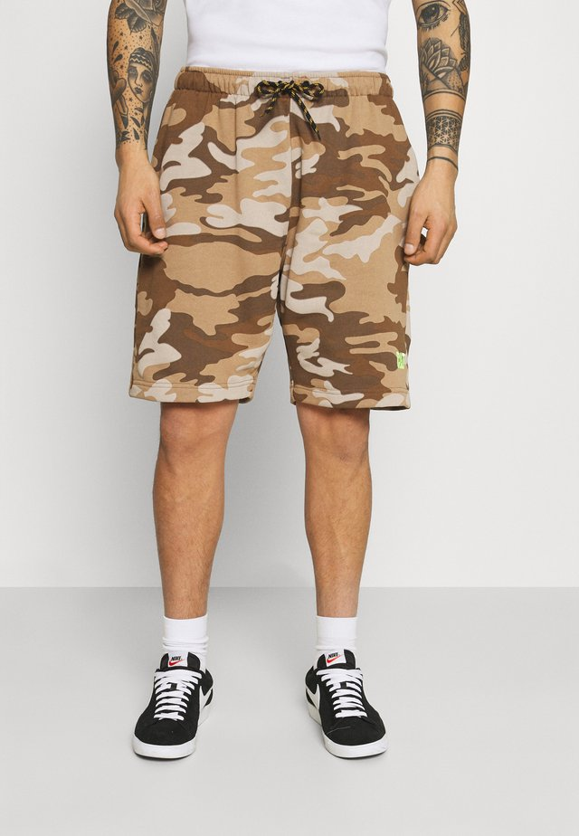 BASIC  - Shorts - brown