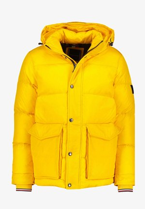Down jacket - gelb (31)