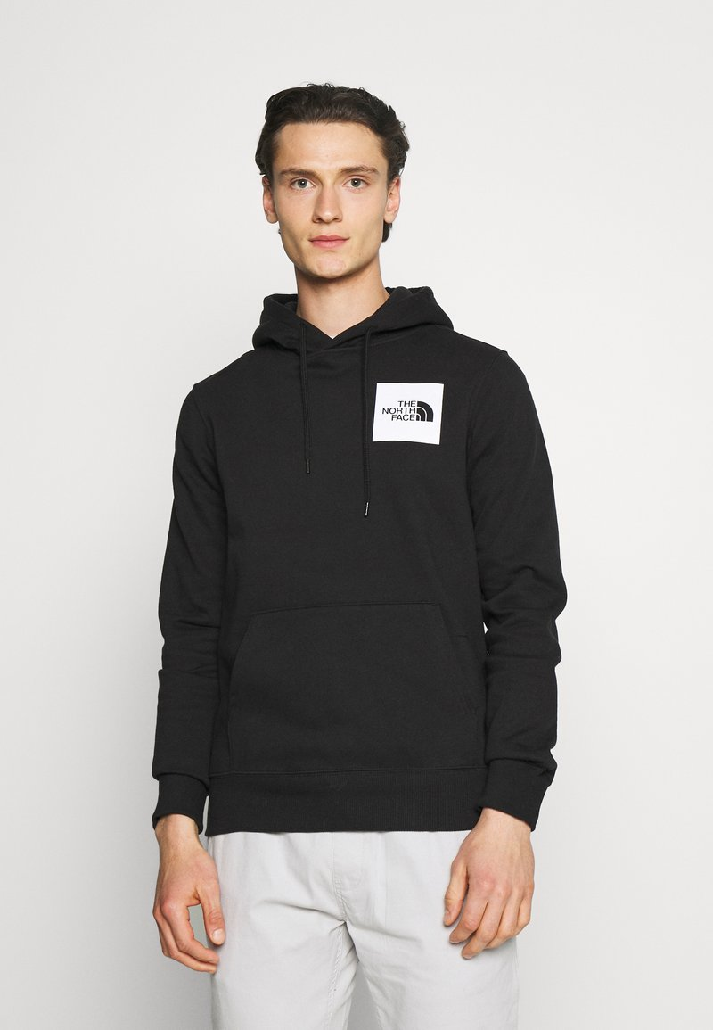 The North Face - FINE HOODIE - Hoodie - white