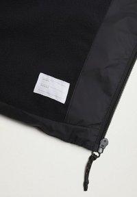 Mango - MIT KAPUZE - Winter coat - schwarz - 2