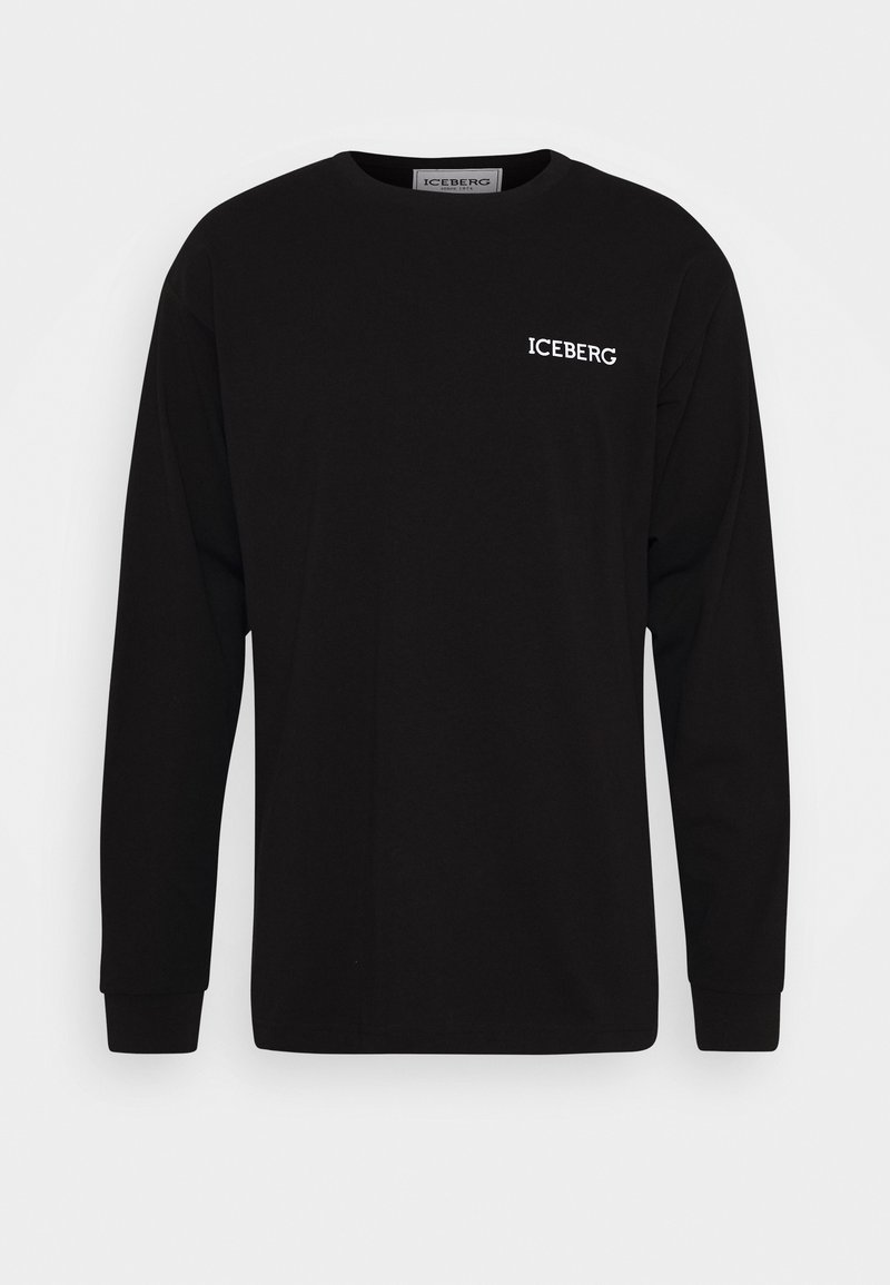 Iceberg - Long sleeved top - nero