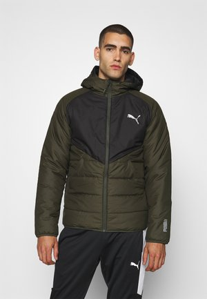 WARMCELL PADDED JACKET - Winter jacket - forest night