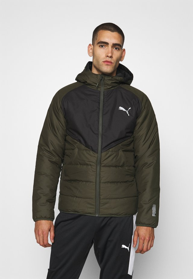 WARMCELL PADDED JACKET - Veste d'hiver - forest night