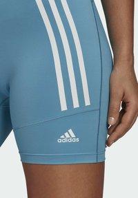 adidas Performance - SPEED CREATION SHORTS - Sports shorts - blue - 3