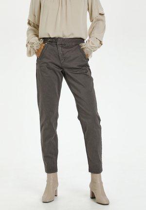 BAIILY  - Trousers - dark gull gray