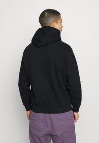 Obey Clothing - BAR - Collegepaita - black - 2