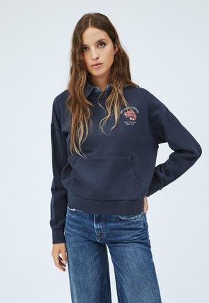 MONA - Sweatshirts - dunkel ozaen blau
