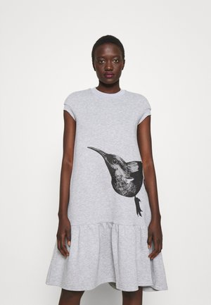 DAISY DRESS - Day dress - grey