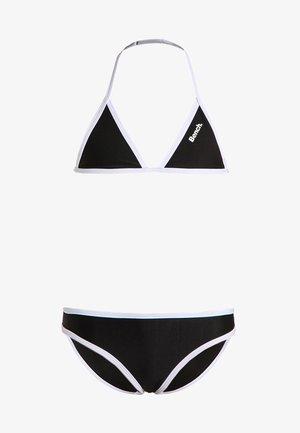 Bikiny - black/white