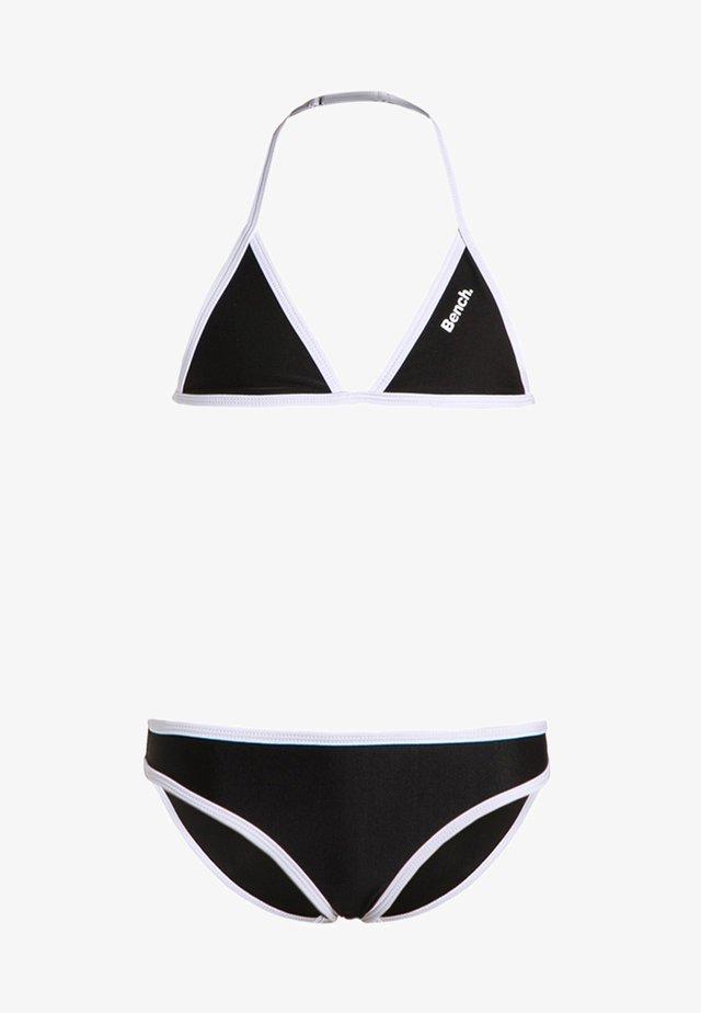 Bikini - black/white