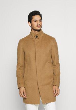 Classic coat - medium beige