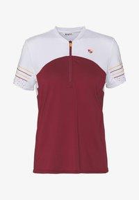 Ziener - NEYA - T-Shirt print - cassis - 3