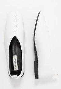 Matt & Nat - VEGAN LIA - Slippers - white - 3