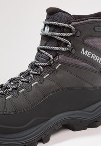 Merrell - THERMO CHILL WP - Winter boots - black - 5