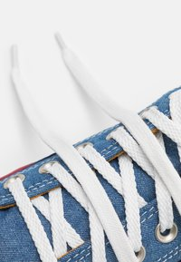Converse - CHUCK TAYLOR ALL STAR UNISEX - Trainers - blue/vintage white/midnight navy - 5