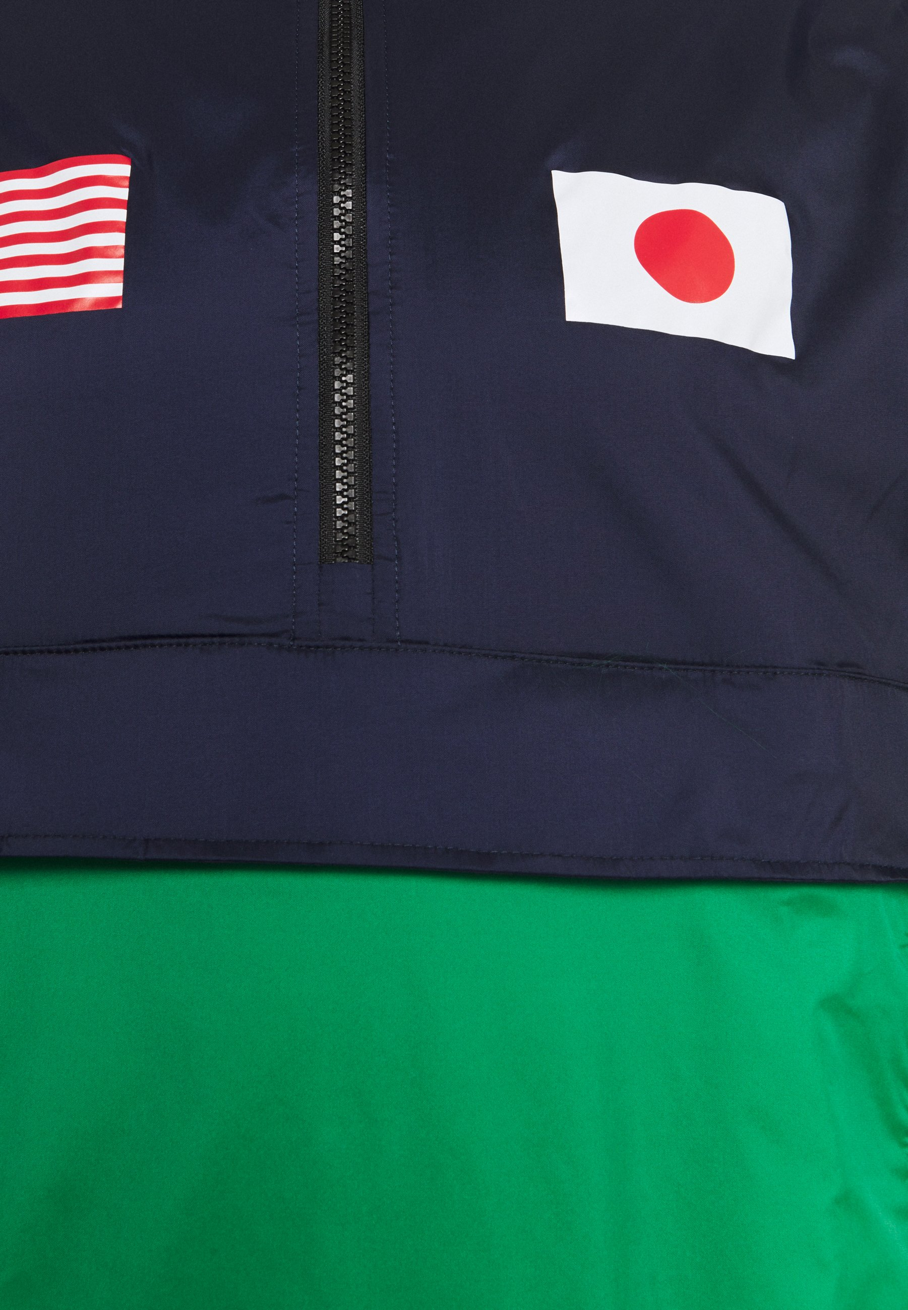 HUF FLAGS JACKET - Korte jassen - french navy  Heren jassen V5pMw