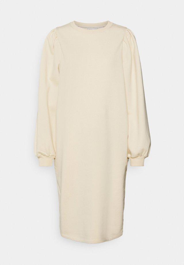 DITA DRESS - Denní šaty - creme