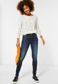 Street One - Jeans Skinny Fit - blau - 1