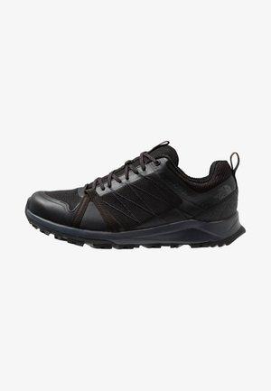 LITEWAVE FASTPACK II GTX - Hiking shoes - black/ebony