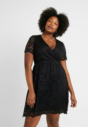 VMDORA DRESS - Cocktailkjoler / festkjoler - black