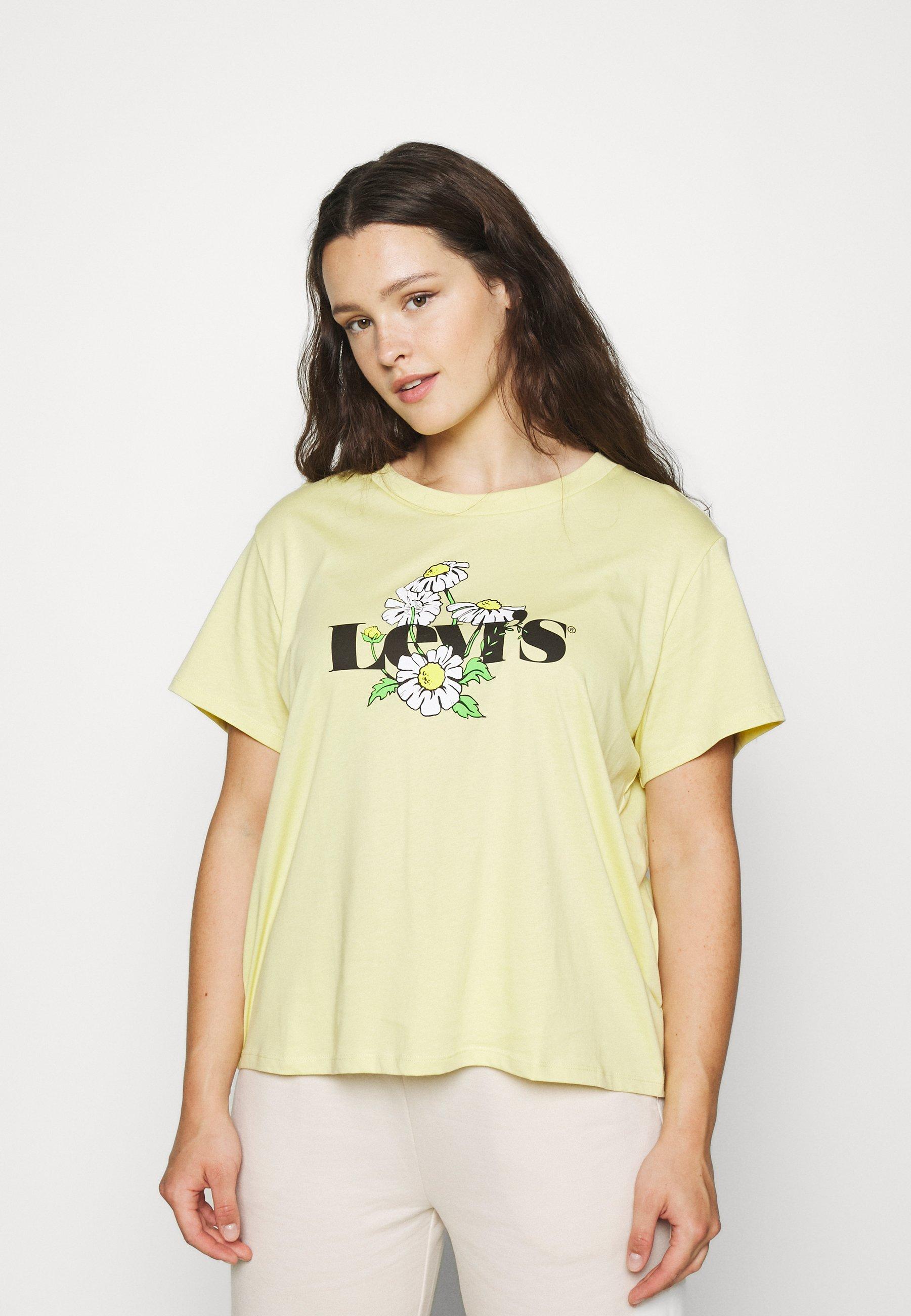 Women VARSITY TEE - Print T-shirt