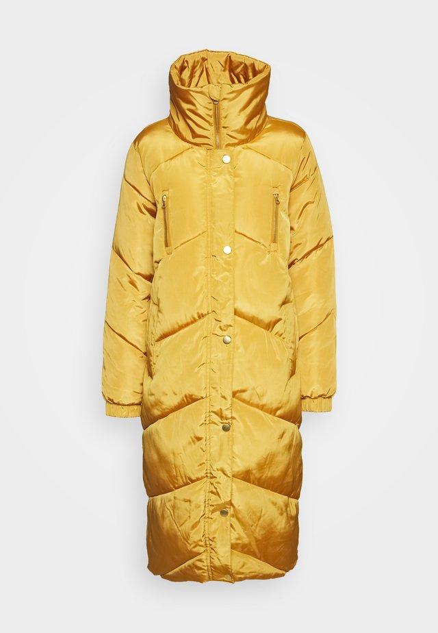 KALINDSAY OUTERWEAR - Zimní kabát - inca gold