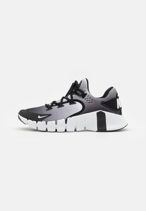 FREE METCON 4 UNISEX - Scarpe da fitness - white/black