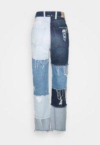 retrofête - RIKKI - Jeans relaxed fit - indigo - 1