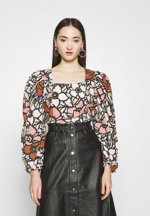 IRMA BLOUSE - Blouse - wax floral