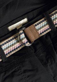 Esprit - PLAY - Shorts - black - 2