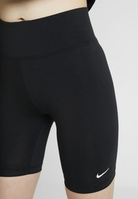 Nike Sportswear - LEGASEE BIKE - Shorts - black/white - 5