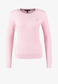 GANT - CABLE CREW - Jumper - nantucket pink - 5
