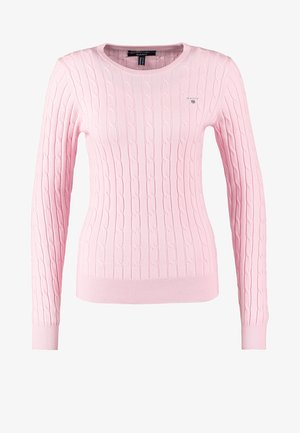 CABLE CREW - Jumper - nantucket pink