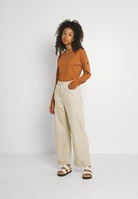 Ragwear - NEREA - Long sleeved top - cinnamon - 1