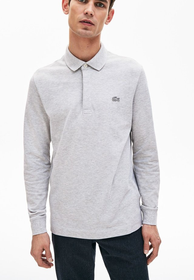 REGULAR FIT  - Polo - grey