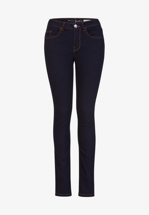 Slim fit jeans - dark denim
