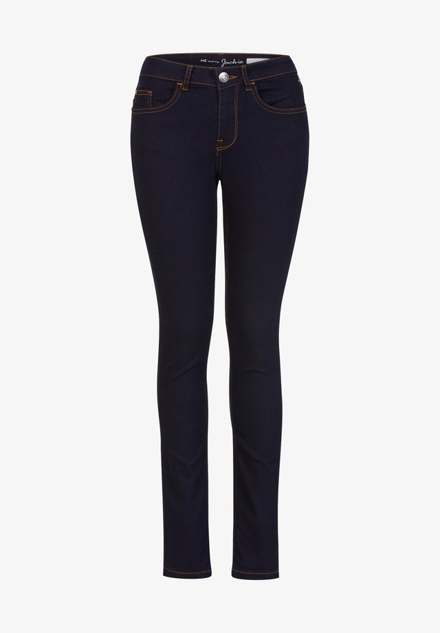 Slim fit jeans - dark denim
