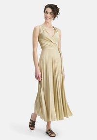 Nicowa - COMARI - Cocktail dress / Party dress - gold - 1